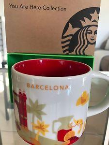 Starbucks Barcelona Mug