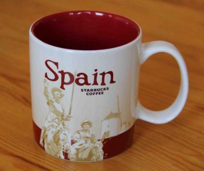 Кружка Испания Старбакс
